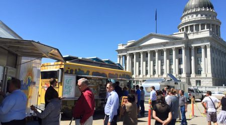 Salt Lake City Lunch Catering Food Trucks