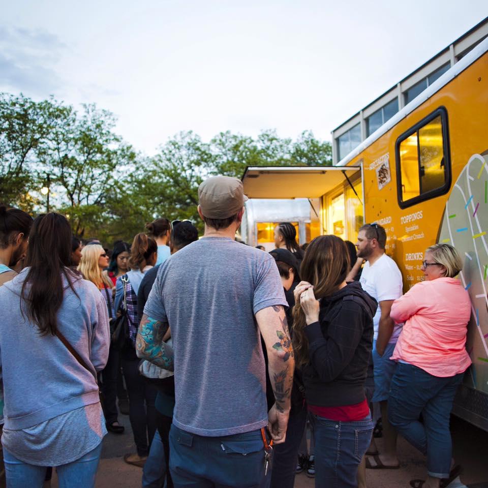 food truck catering in salt lake city, UT